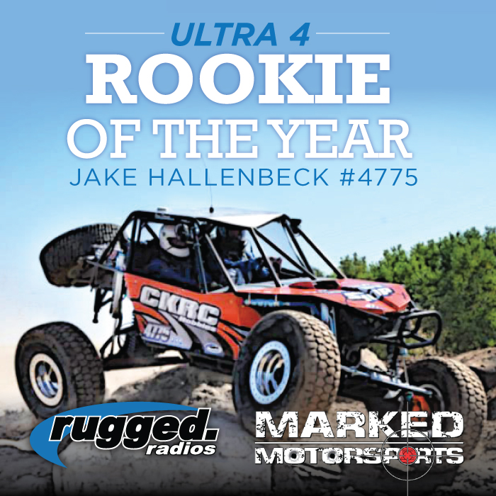 September 13th, 2013. ULTRA4 ROOKIE OF THE YEAR!!!!!! - Click Image to Close